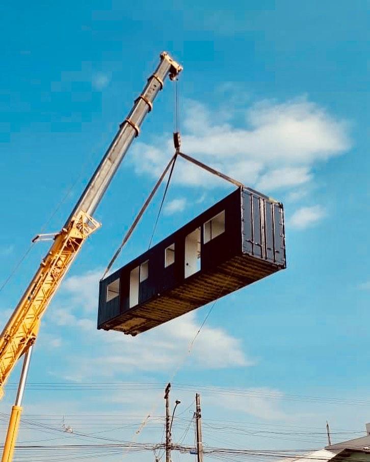 Casa Container. Foto: Instagram