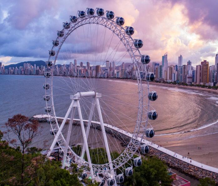 FG Big Wheel. Foto: Divulgação